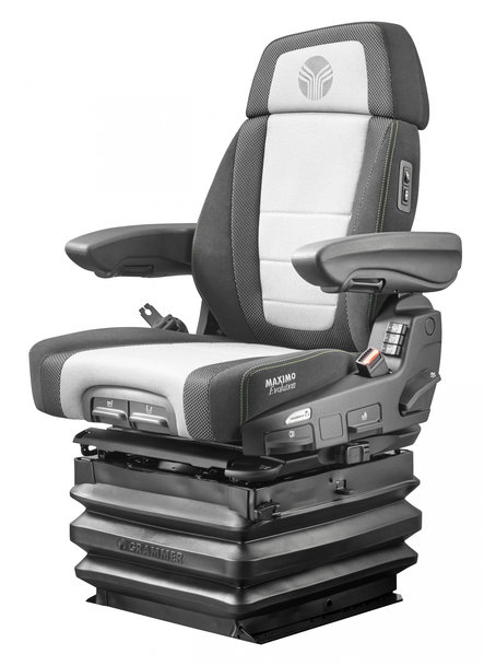 New seat concepts for greater safety and longer service life